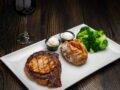 Citrus Marinated Ribeye Steak